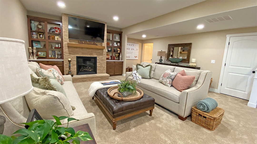 Colorado Springs Basement Design and Finishing